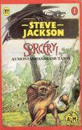 Sorcery-as-montanhas-shamutanti-steve-jackson MLB-O-145414202 3649