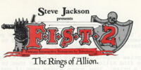 F.I.S.T.2 – The Rings of Allion
