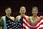 2008 WJC Ladies Podium
