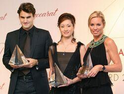 Arakawa baccarat award