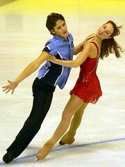 Kristina Gorshkova & Vitali Butikov 2005 Croatia Cup