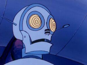 Hypnotized Robot
