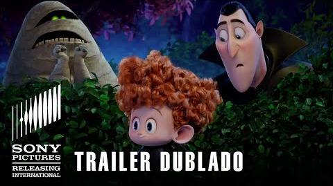 Hotel Transilvânia 2 Trailer dublado 24 de setembro nos cinemas