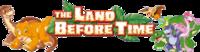 Land Before Time Wordmark