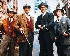 The untouchables group