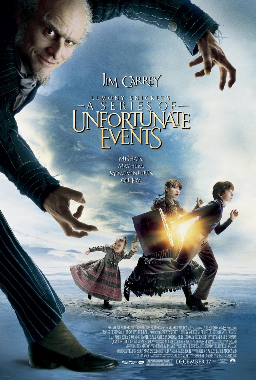 Image result for a series of unfortunate events movie