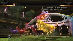 Chocobo racing boost ffxiii-2