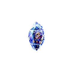 Leon's Memory Crystal.