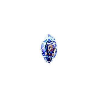 Leon's Memory Crystal.