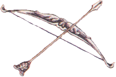 Mythril Bow FFII Art
