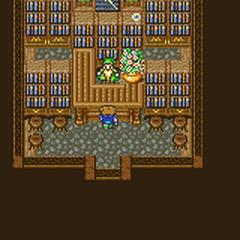 Tule's magic shop.