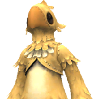 Chocobo Suit set