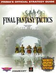 Final Fantasy Tactics - Prima's Official Strategy Guide