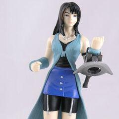 Bandai fixed-pose action figure.