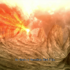 Zhuyu flies in the battlefield.