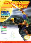 FFVI Mist Dragon Nintendo Power Cover