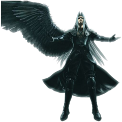 Sephiroth for <i>Advent Children Complete</i>.