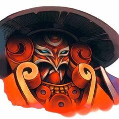 Yojimbo's Portrait.