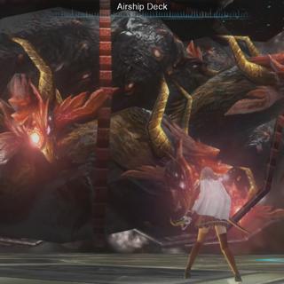 The Nox Suzaku in battle (HD).