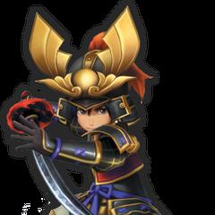 Samurai in <i><a href=