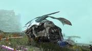 Lightning Strikes Armored Beast FFXIV