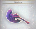 BD Giant Axe