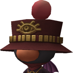 Model of the moogle of Class Third.