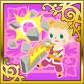 FFAB Dragon Kick - Monk (F) SR