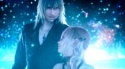 Serah and Snow together again Lightning Returns