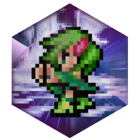Rydia OR's Phantom Stone (Rank 6).