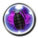 FFRK Bio Grenade Icon