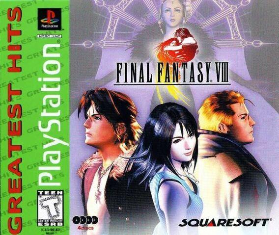 File:FFVIII Greatest Hits Cover.jpg