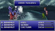 FFXIII-2 Retro 1000 Needles