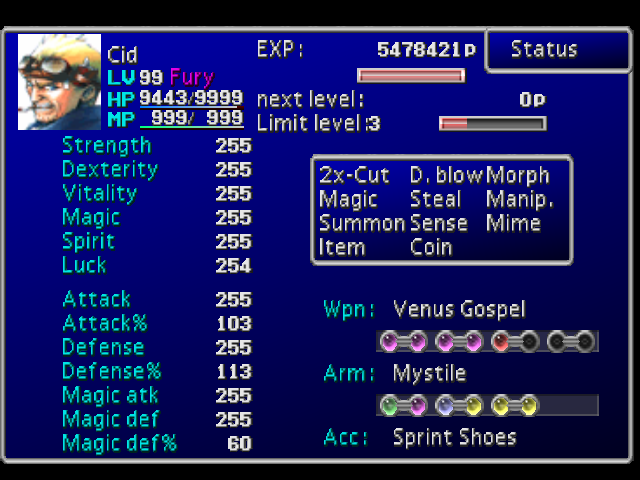 File:FFVII Status Screen 1.png