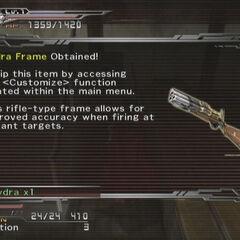 Hydra Frame