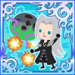 FFAB Black Materia - Sephiroth SSR