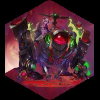 Omega's Phantom Stone (Rank 7).