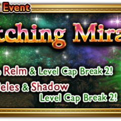 Global event banner for Sketching Miracles.
