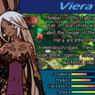 Viera introduction in <i>Tactics A2</i>.