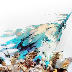 Excelsior promotional poster by Kazuya Takahashi.