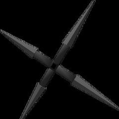 4-point Shuriken