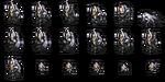 FFRK Sephiroth sprites