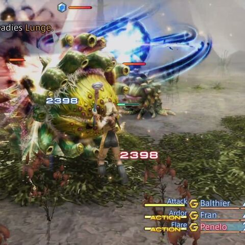 In battle in Tokyo Game Show <i>The Zodiac Age</i> trailer.