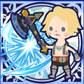 FFAB Axe & Shield - Vaan Legend SSR