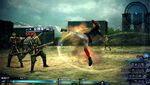 Eight fighting soldiers Final Fantasy Type 0