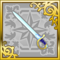 FFAB Crystal Sword SR