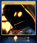 FFIX Steam Card Vivi Ornitier