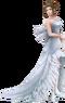 Yuna wedding
