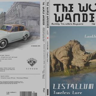 <i>World Wanderer</i> in <i><a href=