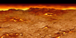 FFIV Hell Background GBA